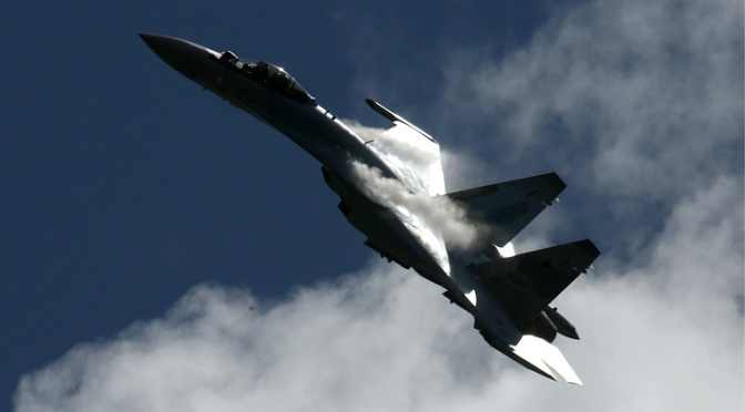 """Pemenuhan Kontrak Su-35 Indonesia Menghadapi Kesulitan, Namun """"Tidak Kritis"""""""