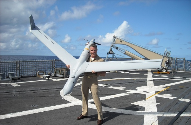 Insitu Terima Kontrak Enam UAV ScanEagle untuk Indonesia