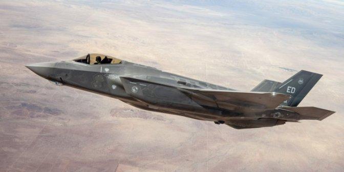 AS Akhiri Pencarian F-35A Jepang yang Jatuh