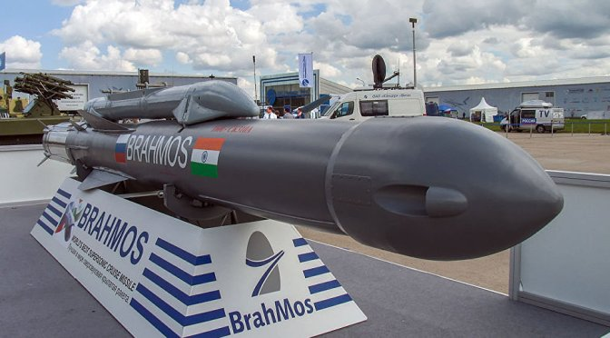 India Akan Mulai Ekspor BrahMos ke Asia Tenggara dan Negara Teluk