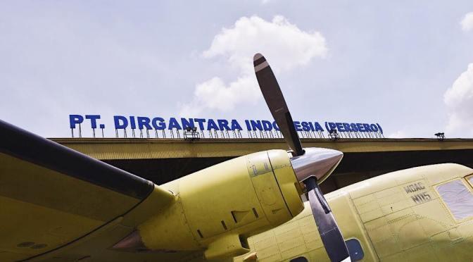 Dirgantara Indonesia akan Produksi Suku Cadang Komposit untuk Airbus dan Boeing