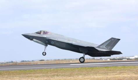 F-35 Australia di Avalon (Defence Connect)