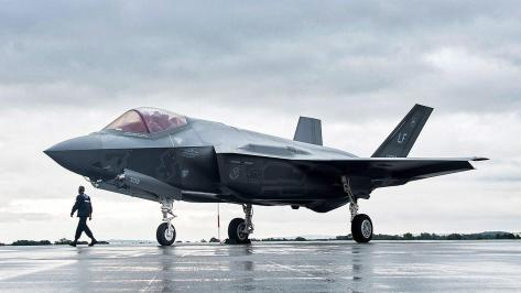 F-35 Turkey (Hürriyet Daily News)