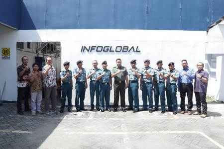 FGD Prototipe USV di PT. Infoglobal Teknologi Semesta Surabaya