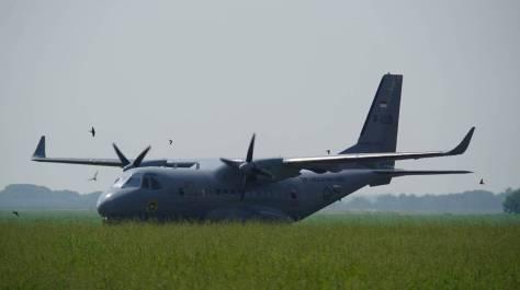 Puspenerbal kedatangan satu unit Pesawat CN 235-220 MPA (Puspenerbal) 2