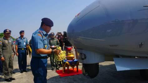 Puspenerbal kedatangan satu unit Pesawat CN 235-220 MPA (Puspenerbal) 5