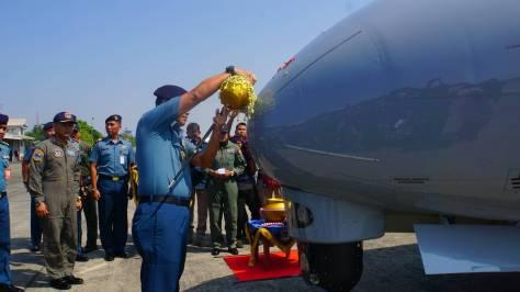 Puspenerbal kedatangan satu unit Pesawat CN 235-220 MPA (Puspenerbal) 6