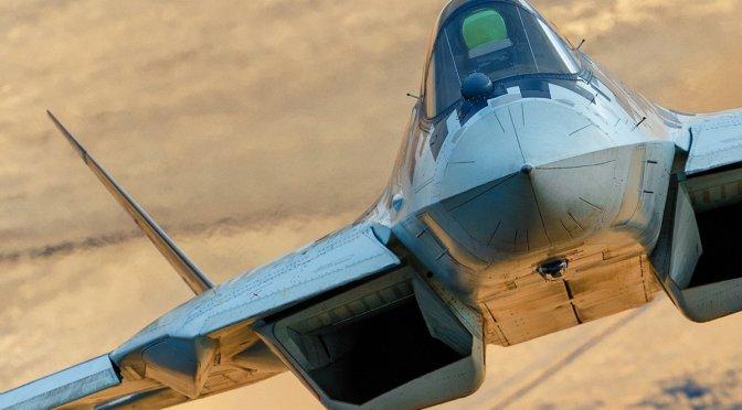 Rusia Siap Produksi Massal Jet Tempur Su-57