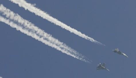 Sukhoi Su-30 India (AFP)