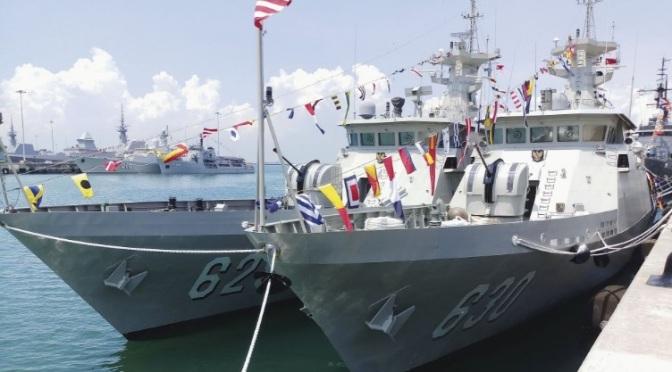 Indonesia Kembalikan Kemampuan Rudal pada KCR-60M