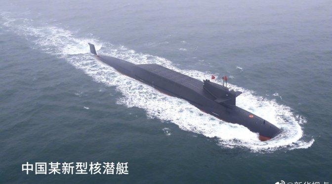 Pentagon: China Luncurkan Dua Kapal Selam Nuklir Berudal Balistik Terbaru