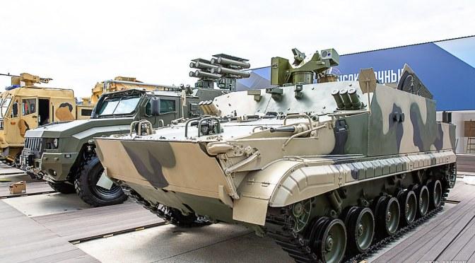 Indonesia Setujui Permintaan USD280 Juta untuk Pesanan Lanjutan BT-3F