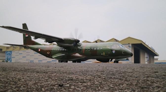 PTDI Kirim Pesanan C295 Special Mission Untuk TNI AU