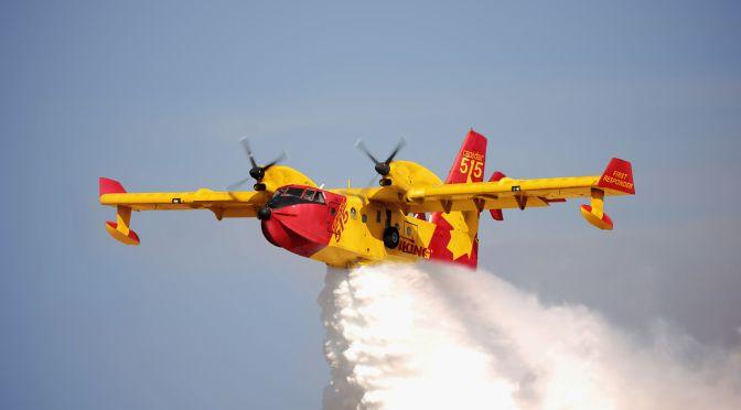 Viking Air Dapatkan Pesanan Pesawat Pembom Air CL-515 dari Indonesia
