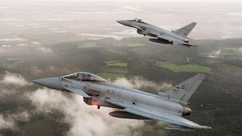 Eurofighter Typhoon (The National)