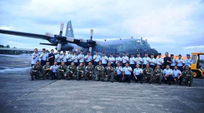 Skadron Udara 33 TNI AU Siap Dioperasikan
