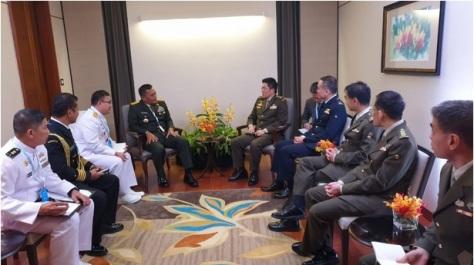 Kasum TNI Hadiri IISS Shangri-La Dialogue 2019 di Singapura
