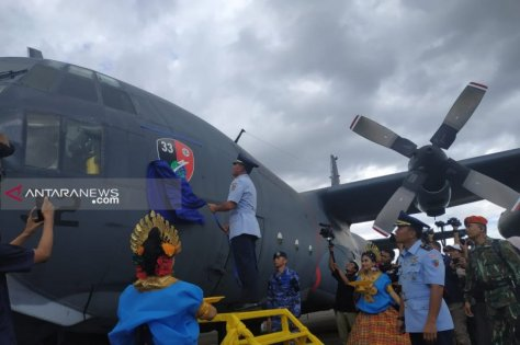 KSAU resmikan Skadron 33 Lanud Hasanuddin