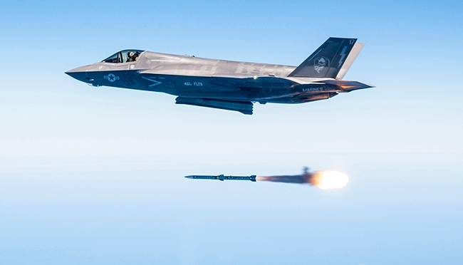 Angkatan Udara AS Kembangkan AIM-260, Pengganti AMRAAM