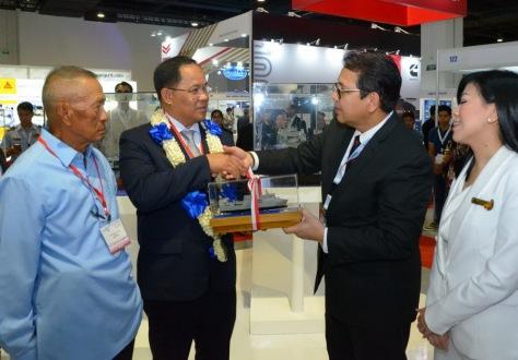 PT PAL mengikuti gelaran Philippines Marine Expo (Philmarine) 2019
