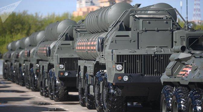 AS Bersiap Jatuhkan Tiga Sanksi ke Turki Karena Beli S-400