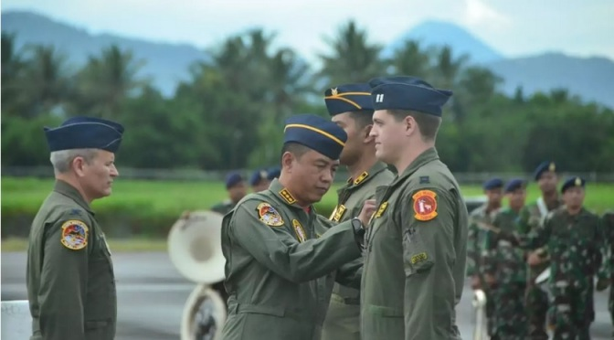 TNI AU – USAF Gelar Latma Cope West 2019