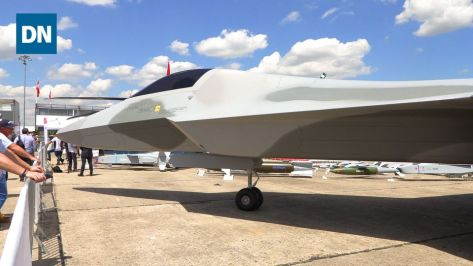 Turkey Reveals TF-X Next Generation Fighter - Defense News