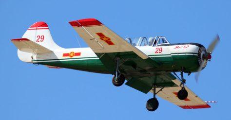 Yakovlev Yak-52 - Vietnam - Air Force 1