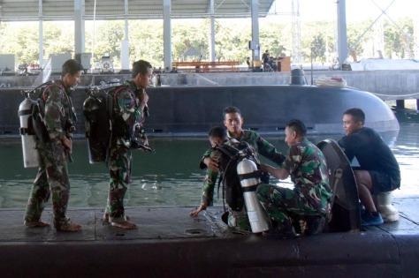 Yontaifib 2 Marinir Latihan Selam Tempur 2