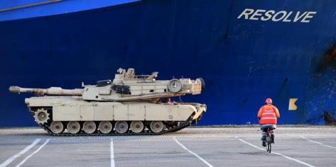 Abrams (AFP)