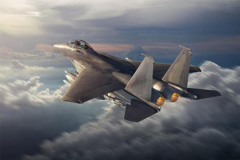 Boeing F-15EX (Boeing)