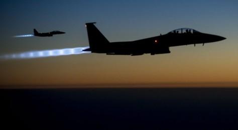 F-15 (AFP)