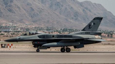 F-16 Pakistan (orfonline)