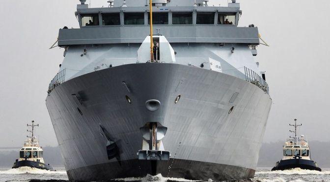 Menteri Pertahanan Inggris: Angkatan Laut Tidak Memiliki Cukup Kapal Perang untuk Lindungi Tanker dari Iran