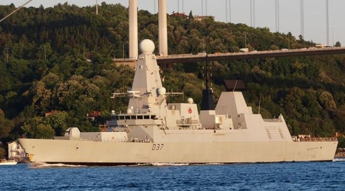 Pemerintah Inggris Kirim Kapal Perang Kedua Ke Teluk