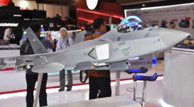 Menkopolhukam Wiranto Pimpin Rakorsus Pengembangan Pesawat Tempur KFX/ IFX