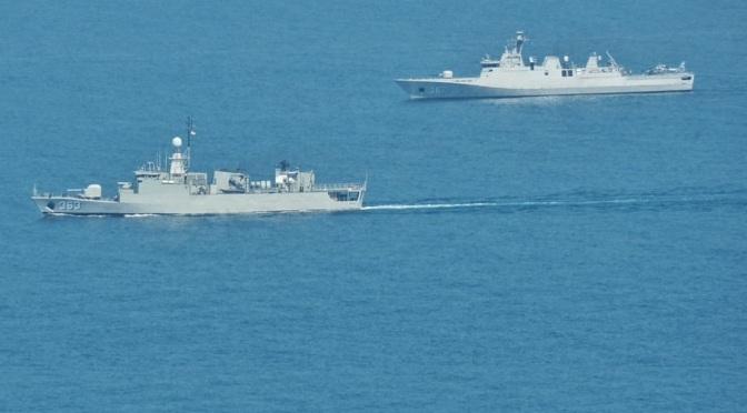 KRI Nala, Sang Legenda di Armada Jaya