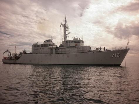 KRI Pulau Rupatt 712 Tripartite class (daftarkri)