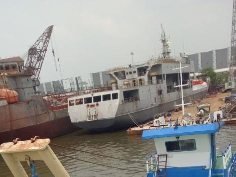 KRI Teluk Kupang - 519 (Ang Tjeng Yan)