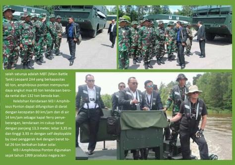 M3 TNI AD (Lembaga Kajian Pertahanan Negara Strategis) 1