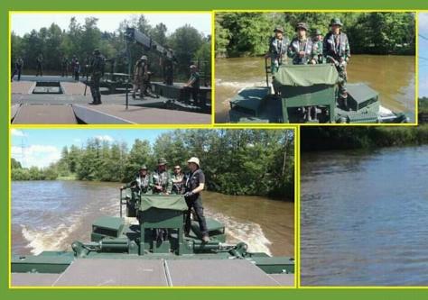 M3 TNI AD (Lembaga Kajian Pertahanan Negara Strategis) 4