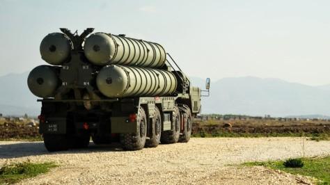 S-500 Prometey anti-ballistic missile system (RT)