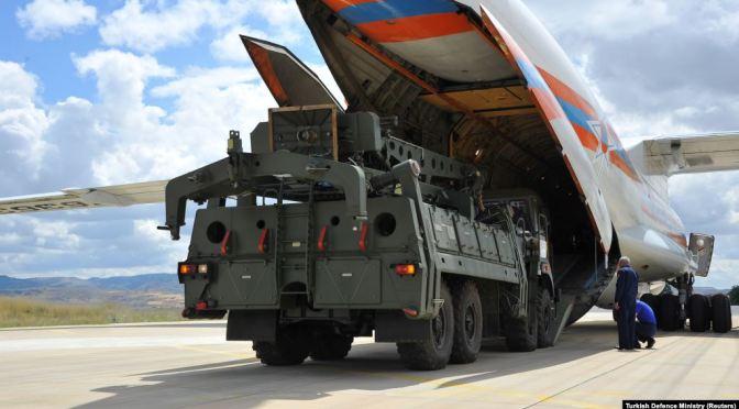 Pasca Pembelian S-400, Rusia Cabut Sanksi Turki