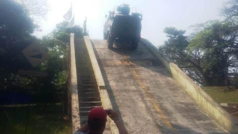 TNI AD Sertifikasi Kelaikan Kendaraan Taktis Komodo PT. Pindad 4