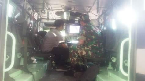 TNI AD Sertifikasi Kelaikan Kendaraan Taktis Komodo PT. Pindad 5