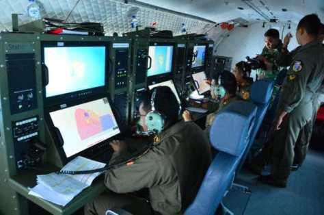 TNI AU juga menerbangkan pesawat Command and Control (C2) yaitu CN295 Special Mission