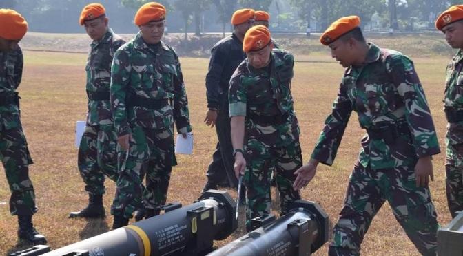 Wing 1 Paskhas TNI AU Gelar Kesiapan Latihan Angkasa Yudha 2019