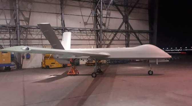 UAV CH-4 Buatan China Telah Tiba di Indonesia