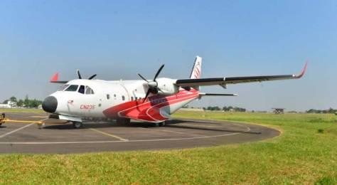 CN-235 220 Flying Test Bed (FTB) generasi baru