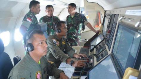 CN 235 MPA (PENDAM XVII Cendrawasih)